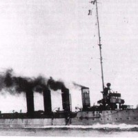 Kreuzer Helgoland der k.u.k. Kriegsmarine